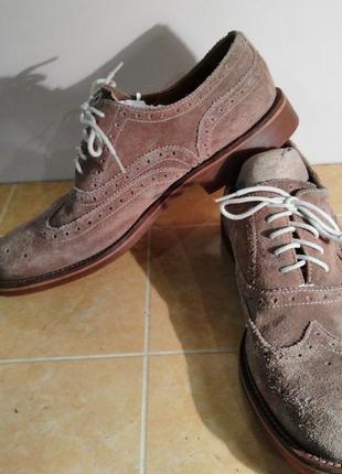 Летние туфли оксфорды john rocha