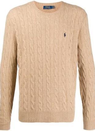 1+1=3 свитер ralph lauren кашемир