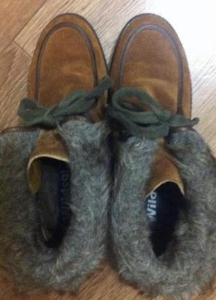Ботинки /только продажа подарок 🌼2 фото
