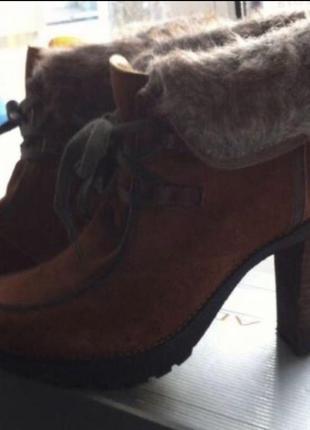 Ботинки /только продажа подарок 🌼5 фото