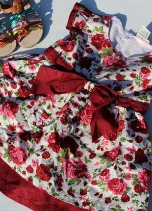 Платье на 1,5- 2 года шикарное
