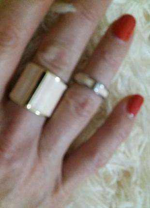 Кольца на фаланги..парные колечки от нм