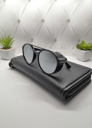 Солнцезащитные очки porsche с зеркальной линзой