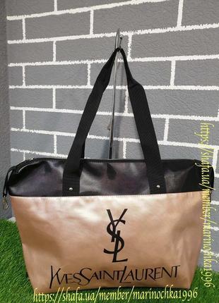 Новая шикарная качественная сумка + цвета / дорожная / городская / шопер