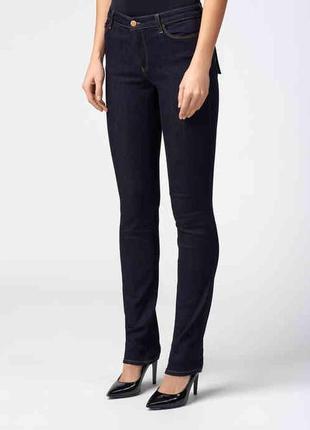Брендовые джинсы asos р.42-44 (26/32) синие