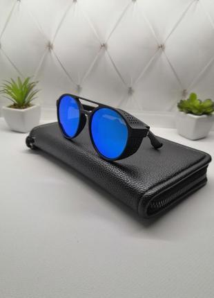 Солнцезащитные очки  porsche с синей линзой(polarized)⚡⚡⚡