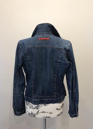Джинсовая куртка jean paul gaultier