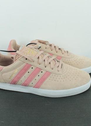 Оригинальные кроссовки adidas 350 pink cq2344
