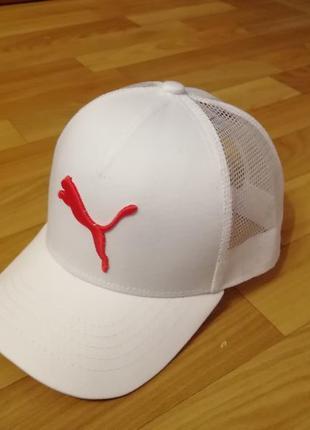 Классная молодежная кепка бейсболка puma 56-58