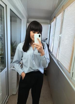 Рубашка/блузка/сорочка/блуза/полоска