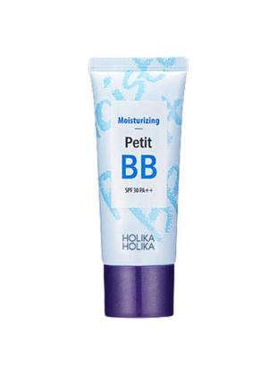 Holika holika moisturizing petit bb cream bb крем увлажняющий