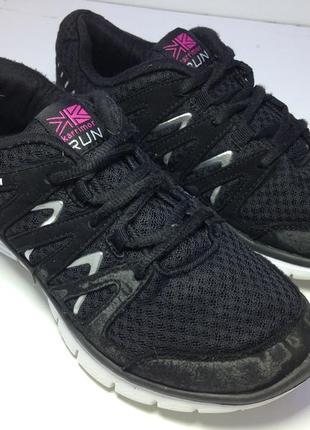 Karrimor run duma кроссовки чёрные 22.5-23 см