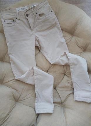 Базовые вельветовые брюки