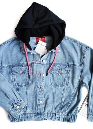 Джинсовая куртка guess оригинал