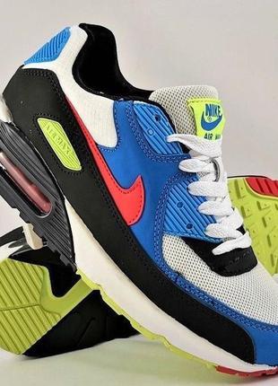 Nike air max made in vietnam демисезонные кожаные кроссовки