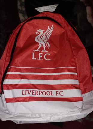 Рюкзак с символикой fc liverpool