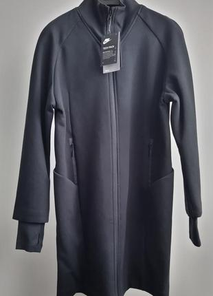 Новая непродуваемая куртка nike пальто найк из премиум линейки tech pack