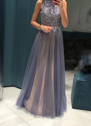 Вечірнє випускне плаття jovani xs s