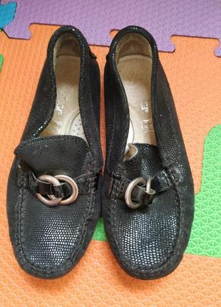 Туфлі в школу для дівчинки 31 розмір