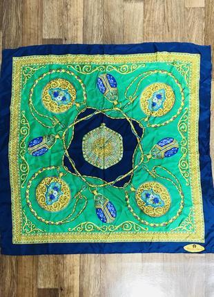 Etienne aigner шелковый платок