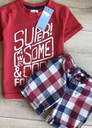 Набор (шорты/футболка).