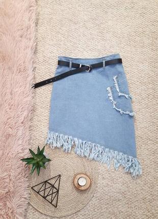 Спідниця/юбка/джинсовая