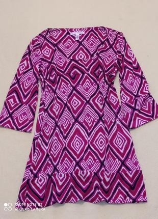 Стильное платье от люкс бренда diane von furstenberg