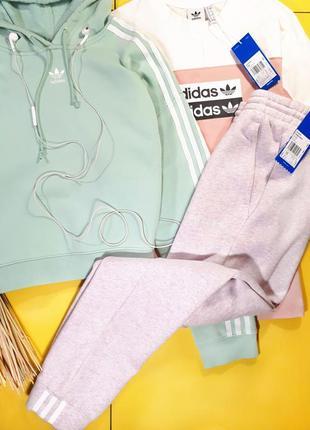Спортивные штаны adidas originals 💜, оригинал nike puma ⠀