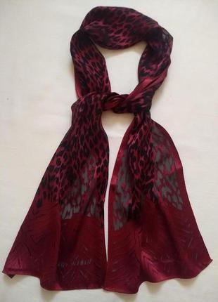 Шарф gerry weber классический подписной+300 шарфов платков на странице
