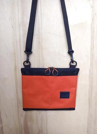 Городская сумка kona keepin max black/orange