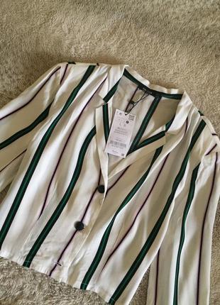 Новая блуза от bershka