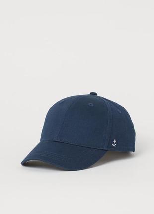 Джинсовая бейсболка, кепка h&m