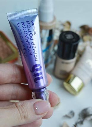 База под тени urban decay eyeshadow primer potion original