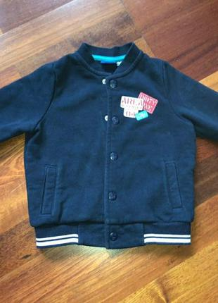 Бомбер куртка пиджак