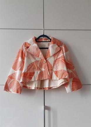 Diane von furstenberg  жакетик курточка
