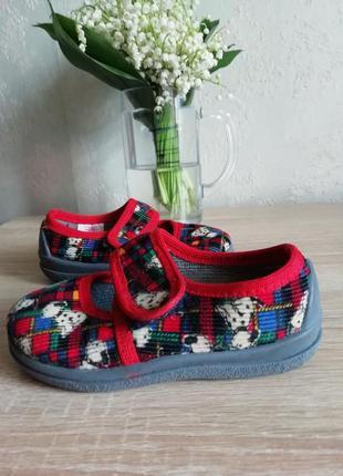 Мокасины туфли тапки floare