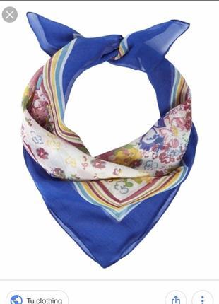 Легкий шарф 🌸tu
