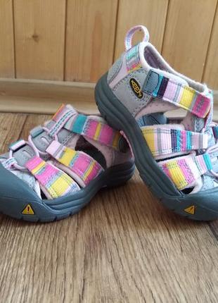 Босоножки сандалии keen 23 размер