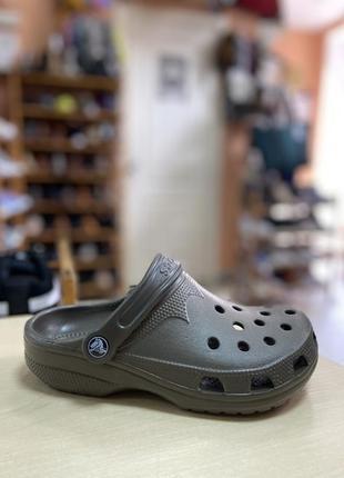 Клоги crocs