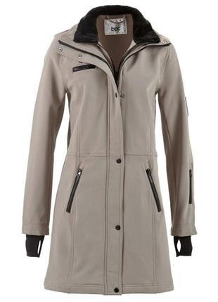 Куртка на флисе из софтшела
