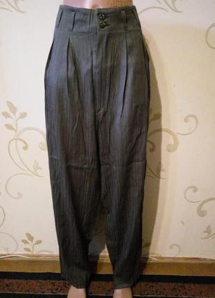 Элегантные брюки. сша. завышенная талия.