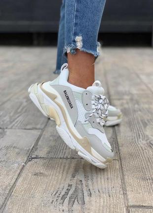 Баленсиага трендовые женские кроссовки