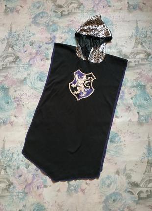 Накидка с капюшоном рыцаря ,карнавальный костюм,рыцарь бренд h&m