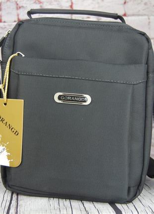 Мужская сумка через плечо. барсетка мужская. кс76-1
