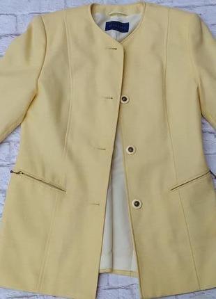 Стильный идеальный пиджак жакет удлиненный кардиган накидка