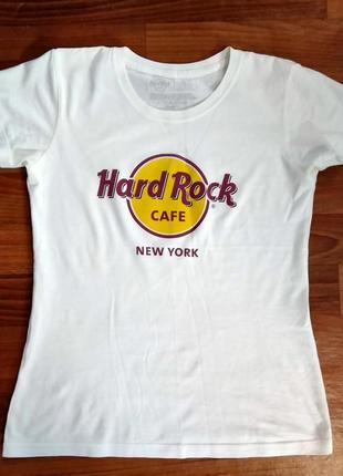 Футболка hard rock cafe new york