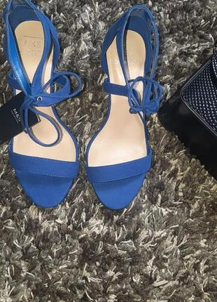 Туфли, каблуки босоножки