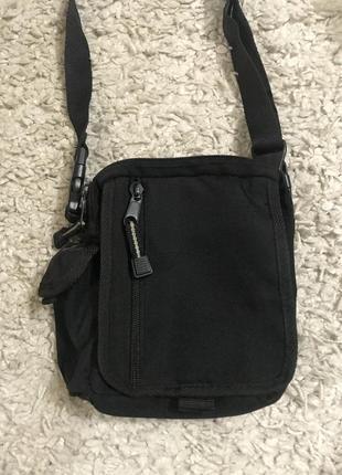 Мужская сумка на плечо,бананка,рюкзак