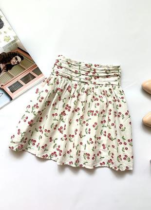 Хлопковая юбка atmosphere
