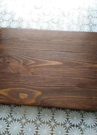Деревянный поднос4 фото